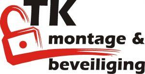 Logo TK montage & beveiliging